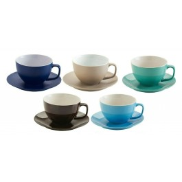 Price & Kensington Rockingham Coffee Cup & Saucer Set 6 Pack