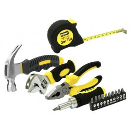 Rolson 36807 Home DIY Tool Set