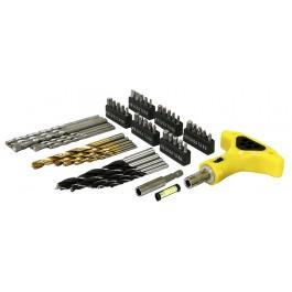 Rolson 48470 50 Piece Drill Driver & Bit Set