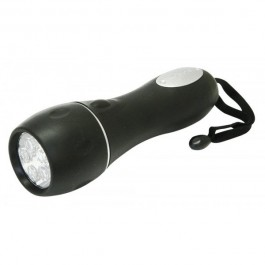 Rolson 61558 3 LED Rubber Torch - New Wholesale Clearance Stock