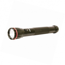 Rolson 61641 5W Z2 Aluminium Flashlight Torch
