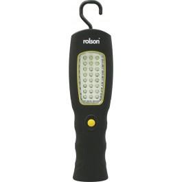 rolson 0.5w + 24 led flashlight torch light lamp 61654