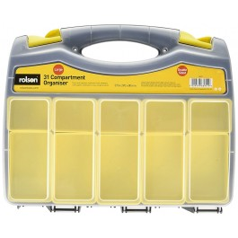 Rolson 68951 Large 31 Compartment Tool & Hardware Organiser - New Stock
