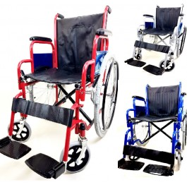 Self-Propelled Lightweight Folding Wheelchairs - Wholesale Mobility Stock