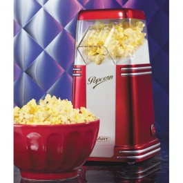 SMART Retro Mini Hot Air Popcorn Maker - New Wholesale Stock