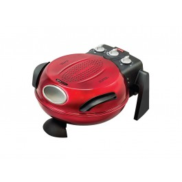 SMART Rotating Stone & Grill Pizza Oven Red - New Wholesale Stock