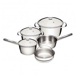 Tramontina 65650/314 5 Piece Cookware Set Stainless Steel - New Wholesale Stock