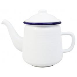 Zodiac 9104 Enamel Coated Teapot 1 Litre 13.5cm