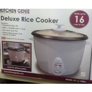 kitchen genie 16 cup rice cooker