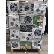 Ambiano Air Fryer Unchecked Returns Stock Pallets Wholesale Export