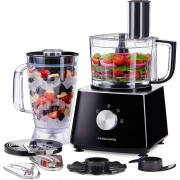 Andrew James Food Processor & Blender 700 Watt