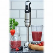 Brabantia Complete Hand Blender System 8 Speed 1000W Brushed S/Steel