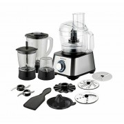Brabantia Multi-Function Food Processor Blender Juicer In Brushed S/Steel 1000W