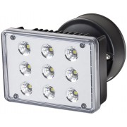 Brennenstuhl 1178630 LED Lamp L903 IP55 9x3W 1675lm Black