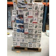 Breville iron electrical appliance returns pallets