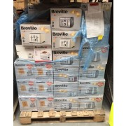 Breville Returns Toaster Stock Pallets - Grade B - Buy Appliances Wholesale