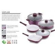 bergner vioflam ceramic cookware products