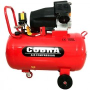Cobra V Twin Air Compressor 100 Litre - New Wholesale Power Tool Stock