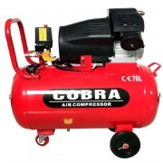 Cobra V Twin Air Compressor 70 Litre - New Wholesale Power Tool Stock
