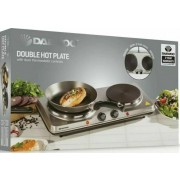 Daewoo Portable Double Cooking Hot Plate