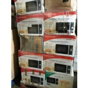 daewoo microwave raw returns pallets
