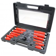 Dekton 12 Piece Mechanic's Screwdriver Set DT65520