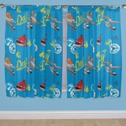 "Official Disney Planes Rescue Curtains 54"" - Buy Wholesale Clearance Stock"