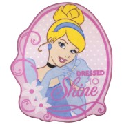 Official Disney Princess Sparkle Floor Rug - Buy Wholesale Stock
