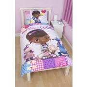 Official Doc McStuffins Patch Single Duvet Covers - Wholesale Stock