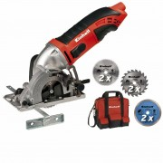 Einhell TC-CS 860/2 Compact Mini Circular Saw Kit 450W