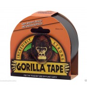 Gorilla Strong Black Duct Gaffer Tape 48mm x 11m