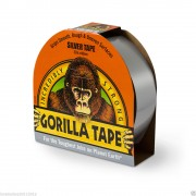 Gorilla Strong Silver Duct Gaffer Tape 48mm x 32m