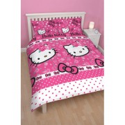 Official Hello Kitty Sommer Wind Double Duvet Covers - Buy Wholesale Stock