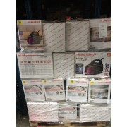 Morphy Richards Home Appliance Return Pallets - Steam Generator Irons