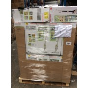 Morphy richards steam mop electrical appliance return pallets