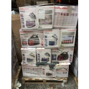 Morphy Richards Electrical Appliance Return Pallets - Steam Gen Irons
