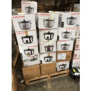 Morphy Richards Kitchen Appliance Returns Pallets - Slow Cookers