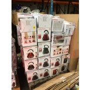 Morphy Richards Electrical Appliance Returns Pallets - Kettles