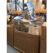 nilfisk vacuum cleaner raw return stock pallets for export