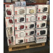 Morphy Richards Electrical Appliance Returns Pallets - Accent Toasters