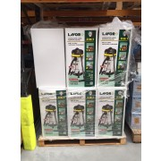 lavor gnx 32 3-in-1 wet and dry vacuum cleaner stock pallet