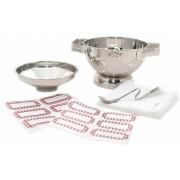 Kilner 5 Piece Preserving Starter Set Jam Making Kit