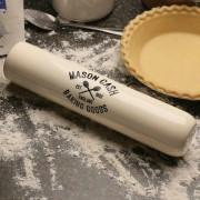 Mason Cash Varsity 2-In-1 Rolling Pin Flour Shaker