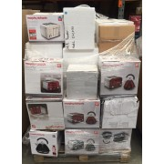 Morphy Richards Graded Electrical Stock Pallets - Grade B Accent Toasters
