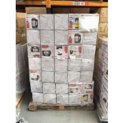 morphy richards returns soup maker pallets stock
