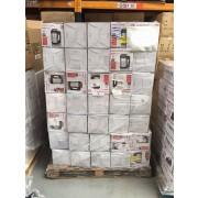 morphy richards returns soup maker pallets stock