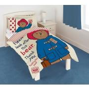 Official Paddington Bear Single Duvet Covers - Wholesale Clearance Stock