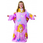 Official Princess Royal Sleeved Fleece Blanket - Buy Clearance Stock