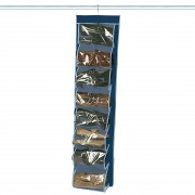 rayen 2005.50 shoe storage unit rail blue