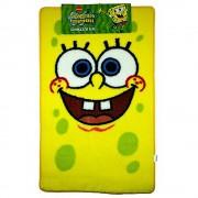 Official Spongebob Squarepants Face Floor Rug - Wholesale Clearance Stock